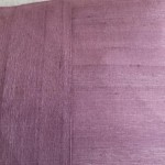 Matka Silk 3 Panel - large rectangular - cushion - lavender